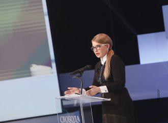 Юлія Тимошенко: Проштовхувати під час пандемії та економічної кризи розпродаж землі – це мародерство