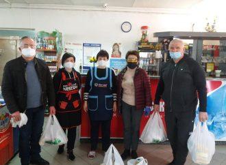 «Батьківщина» надає посильну допомогу і підтримку українцям у боротьбі з епідемією коронавірусу