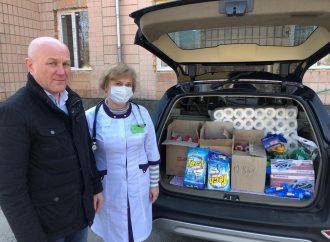 Депутати від «Батьківщини» допомагають боротися з епідемією коронавірусу найбільш ураженим від хвороби регіонам