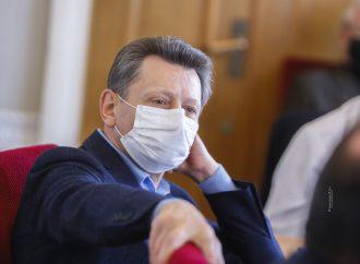 Михайло Волинець: Заяви та обіцянки влади потрібно замінити на реальну допомогу медикам