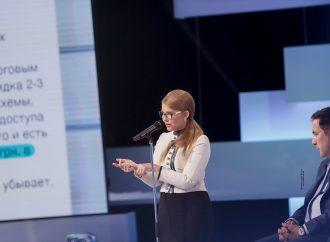 Юлія Тимошенко – гість ток-шоу «Свобода слова Савіка Шустера», 24.04.2020