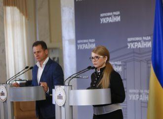 Юлія Тимошенко: Конституційний суд має захистити права українців і зупинити крадіжку землі