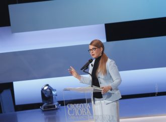 Юлія Тимошенко: Проштовхуючи «банківський закон», влада намагається продати незалежність країни фінансовим спекулянтам