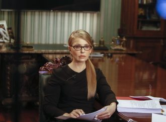 Юлія Тимошенко: Жертвуючи продовольчою безпекою українців заради позичок, влада нагадує наркомана