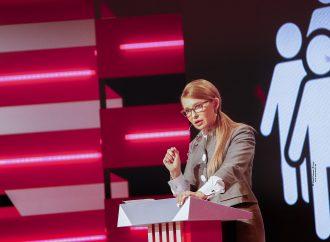 Юлія Тимошенко: Під час кризи потрібно, насамперед, підтримати людей, і почати зі зниження тарифів на газ