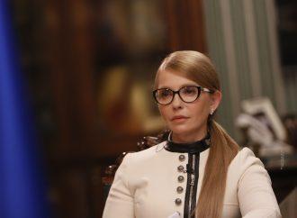 Підтримати людей, припинити корупцію, змусити Національний банк працювати в інтересах країни, – Юлія Тимошенко про першочергові кроки в умовах епідемії та економічної кризи