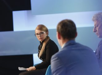 Юлія Тимошенко – гість ток-шоу «Свобода слова Савіка Шустера», 10.04.2020