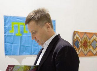 Валентин Наливайченко: Не маємо права скоритися і мусимо відновити мирне життя на нашій землі