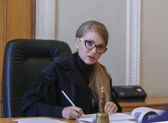 «Батьківщина» голосувала проти «банківського» закону, який суперечить Конституції та інтересам українців