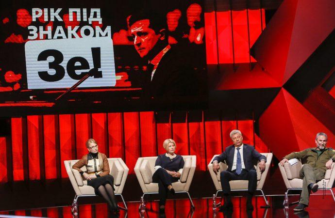 Юлія Тимошенко – гість ефіру на телеканалі «1+1», 14.05.2020