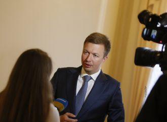 Андрій Ніколаєнко: Підписаний президентом податковий закон порушує економічні свободи