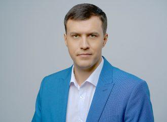 Віталій Нестор презентував «Нову стратегію Києва»