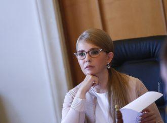 Юлія Тимошенко – гість ефіру «Свобода слова Савіка Шустера»
