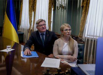 Юлія Тимошенко взяла участь у зустрічі лідерів Східного партнерства з Європейської народної партії