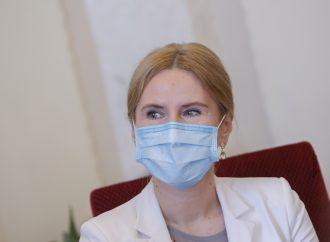 Олена Кондратюк: Кожен міністр, який іде у відставку, має прозвітувати перед Верховною Радою і суспільством