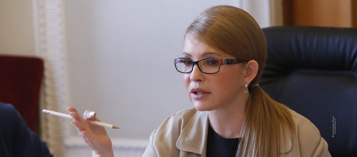 Юлія Тимошенко: ЄС має зрозуміти – для нас пріоритетні наші громадяни, вітчизняна економіка, українські робочі місця
