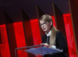 Юлія Тимошенко: Неприйнятні для України умови меморандуму з МВФ скасовуватимемо через Конституційний суд