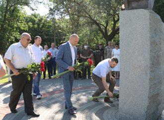 Черкаські «батьківщинівці» відзначили День Конституції