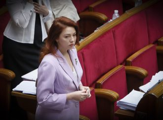АльонаШкрум: Як президент сім місяців порушує Конституцію