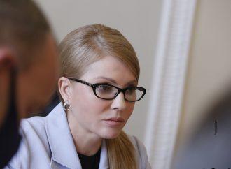 Юлія Тимошенко: В України є потенціал для виготовлення і тестів, і вакцини проти коронавірусу – не вистачає політичної волі влади