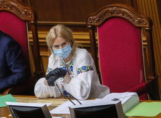 Олена Кондратюк: Мовне питання сьогодні – це політична провокація
