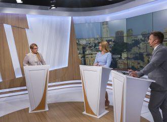 Юлія Тимошенко – гість ефіру на телеканалі «Україна 24», 22.07.2020