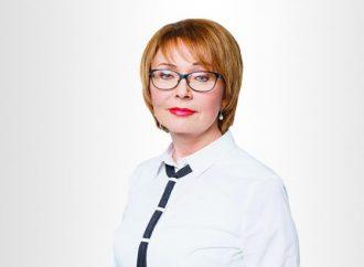 Тетяна Меліхова підтримала акцію столичних медиків
