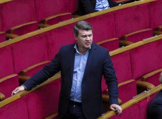 Вадим Івченко: «Батьківщина» не підтримує порядку денного четвертої сесії парламенту