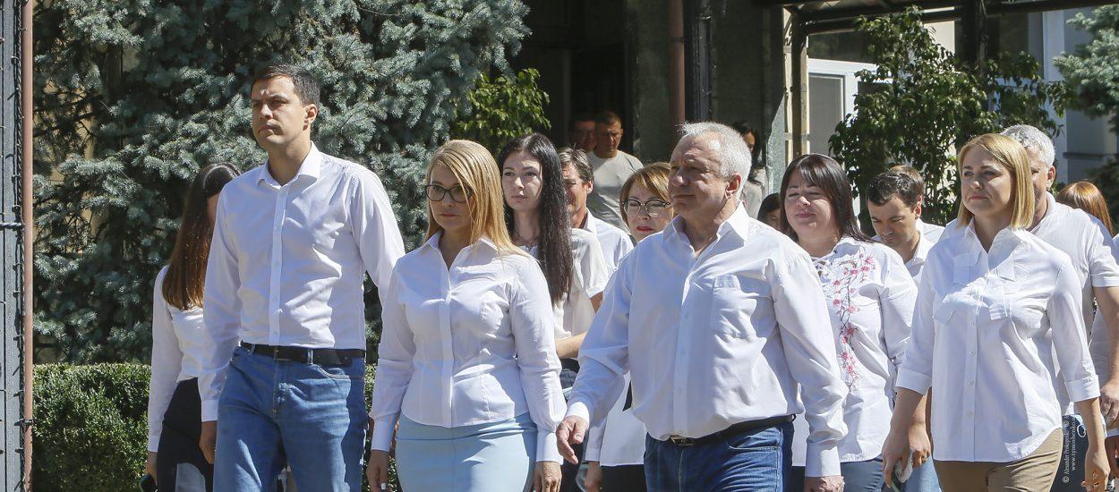 Ставка на професіоналів: «Батьківщина» веде в мери Києва Олексія Кучеренка