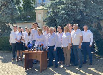 «Батьківщина» представила кандидата на мера Києва
