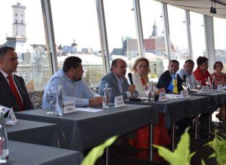 Михайло Цимбалюк презентував кандидатів у депутати від «Батьківщини»до Львівської міської ради