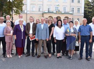 На Львівщині продовжується презентація кандидатів у депутати від  ВО «Батьківщина»