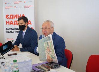 Експерти обговорили програму Олексія Кучеренка у Відкритому штабі «Батьківщини»