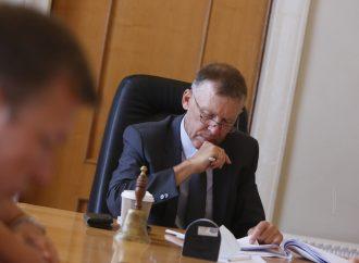 Сергій Соболєв: «Батьківщина» вимагає докорінно переглянути порядок денний роботи Верховної Ради