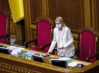 Олена Кондратюк: Мовою освіти в Україні має бути лише українська