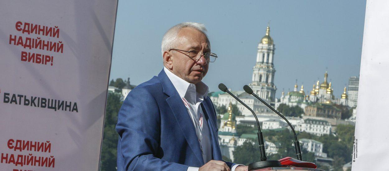 «Батьківщина» офіційно висунула Олексія Кучеренка на посаду мера Києва