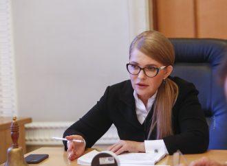 Мусимо поновити антикорупційну систему і не допустити знищення Конституційного суду, –Юлія Тимошенко