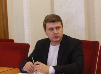 Вадим Івченко: Відновлення діяльності Мінагрополітики – надзвичайно важливе для країни питання