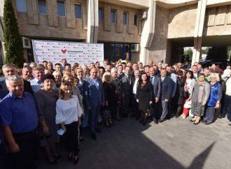 Команда «Батьківщини» Львівщини йде на місцеві вибори перемагати