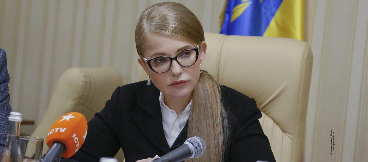 Юлія Тимошенко: Розпоряджатися ресурсами України мають українці, а не іноземні позичальники –лише так ми станемо справді незалежними