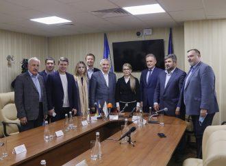 Юлія Тимошенко підписала Меморандум про взаєморозуміння та співробітництво з національними аграрними асоціаціями