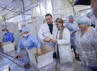 Юлія Тимошенко: Активний розвиток вітчизняного товаровиробництва – це один з кроків, необхідних українській економіці