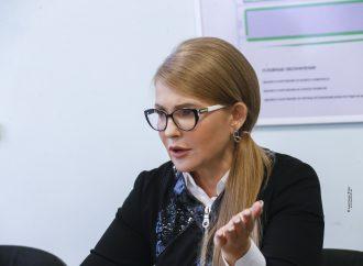 Юлія Тимошенко: Запровадження страхової медицини дозволить Україні впоратися з теперішніми й майбутніми викликами