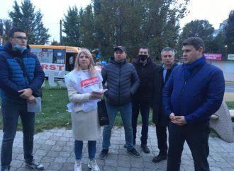 Вадим Івченко відвідав Дніпропетровщину
