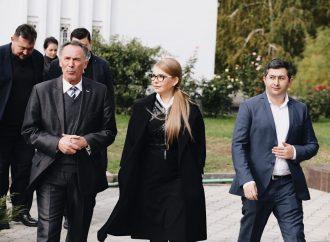 Юлія Тимошенко: Україна була йбуде космічною державою