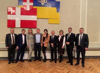Відбулося перше засідання Волинської облради