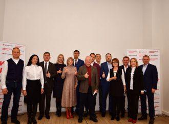 Столична «Батьківщина» представила новообраних депутатів