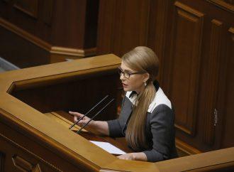 Юлія Тимошенко: Уряд повинен негайно відзвітувати, чому досі не виконується постанова про захист людей від коронавірусу, а малий бізнес залишився без допомоги