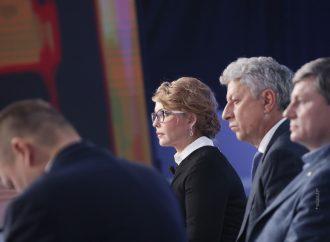 Юлія Тимошенко – гість ефіру «Свобода Слова Савіка Шустера», 20.11.2020