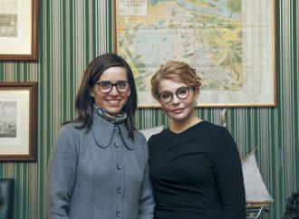 Юлія Тимошенко зустрілася з Послом Канади